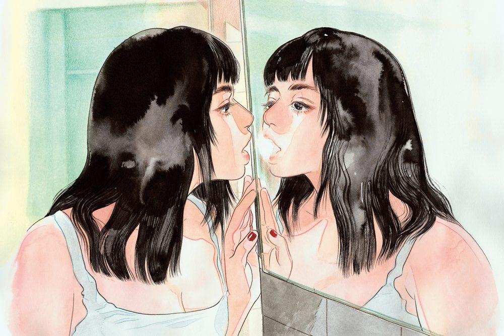 タフで美しい女性を描く 香港のクリエイターLittle Thunderさんが語った「絵を描くこと」