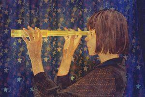 幻想的な光と情感 げみさんがAdobe Frescoを使って描いた世界観