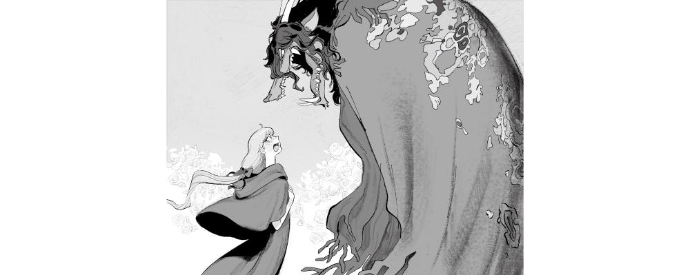 「竜とそばかすの姫」での初挑戦 イケガミヨリユキさんインタビュー