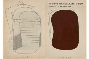 フィリップ・ワイズベッカーさんの作品展「in sight」がGALLERY CLASKAで開催中